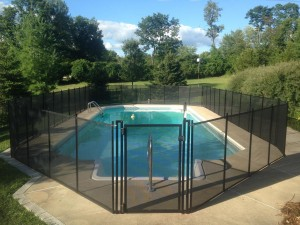 Cincinnati Pool Fence